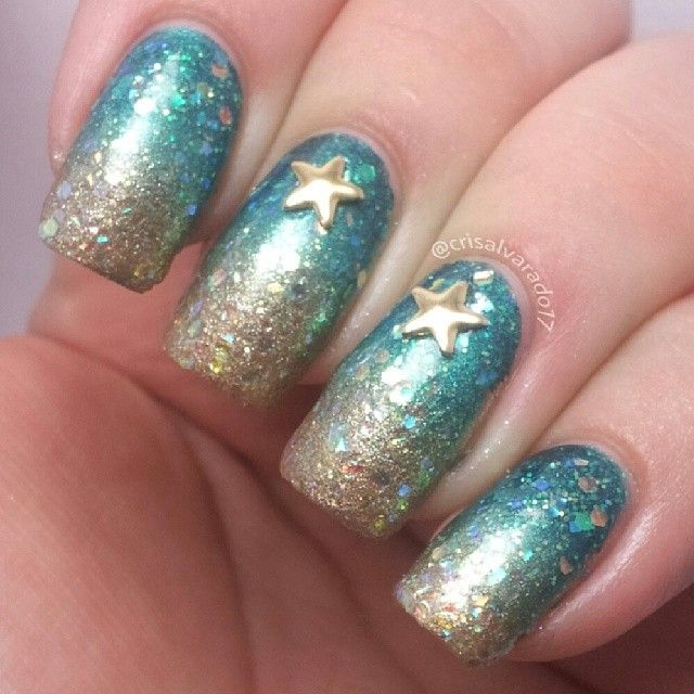 Instagram photo by crisalvarado17  #nail #nails #nailart