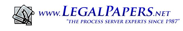 legal papers, document filing, process serving, baltimore, maryland, md, dc, towson