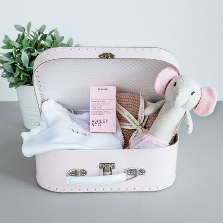 Middle Miss Muffet Baby Girl Gift Box