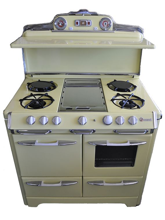 78 Best Gas Stoves Images On Pinterest Vintage Kitchen