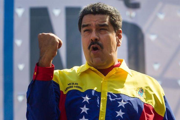 Maduro cumple 3 años de gobierno con oposición que busca sacarlo del poder