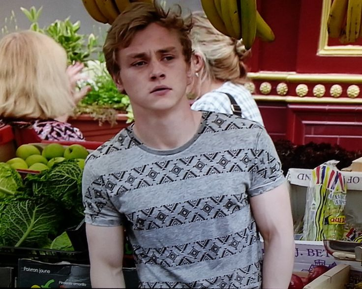 Photo of Ben Hardy actor of Eastenders . as Peter Beale
