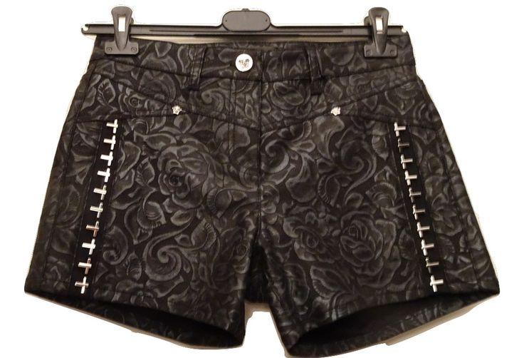 Short noir Versace