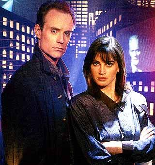 Max Headroom's Steel-Souled Co-Star, Amanda Pays, Takes Off Her Hat to Nobody but Herself