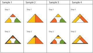 kaizen journey: Itajime folding directions