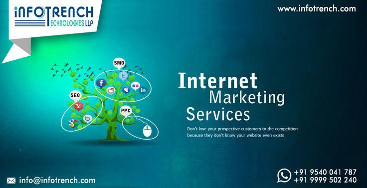 Infotrench Technologies Is Noidau0027s Top Most SEO | Internet Marketing In  Company U.K., Canada,