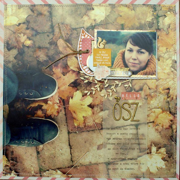 Hello Fall! by Tamara Tihany