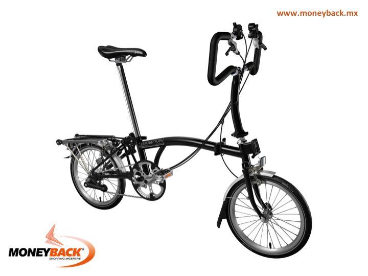 Brompton es una bicicleta perfecta para la ciudad. Se pliega a un tamaño portátil y práctico por lo que puede ser transportada en otras formas de transporte público y privado. También puede ingresarse a interiores (casas, oficinas, bares) por lo que es mucho menos propensa a ser robada. Brompton es una empresa afiliada a nuestro servicio de devolución de impuestos para turistas extranjeros en México. #taxfreeshopping #moneyback #devolucióndeimpuestos #viajeamexico