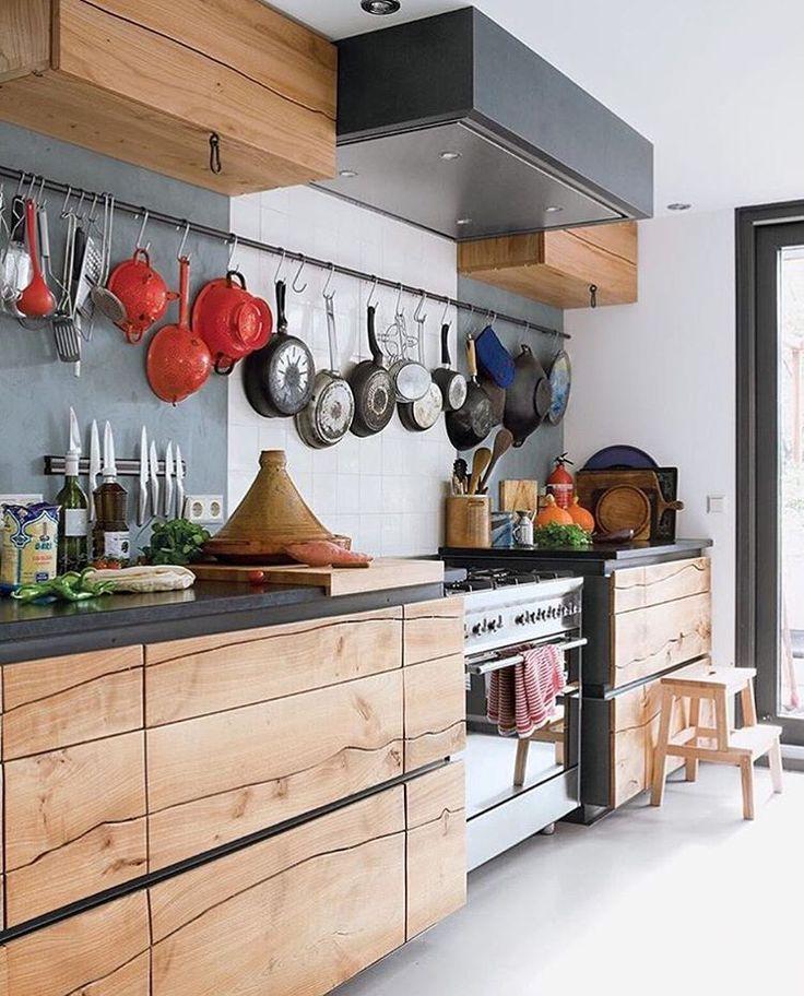 Kitchen inspiration.  #interiordesign #inspiration #modern #kitchen #design