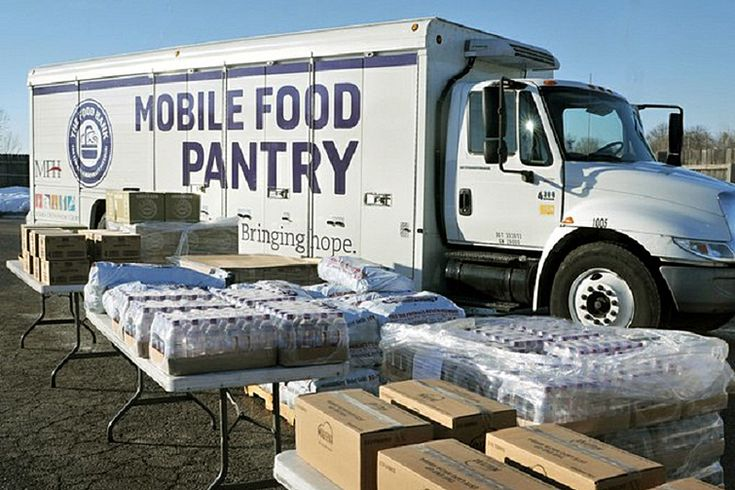 Mobile Food Pantries in the Rural South By Alexa Barbee