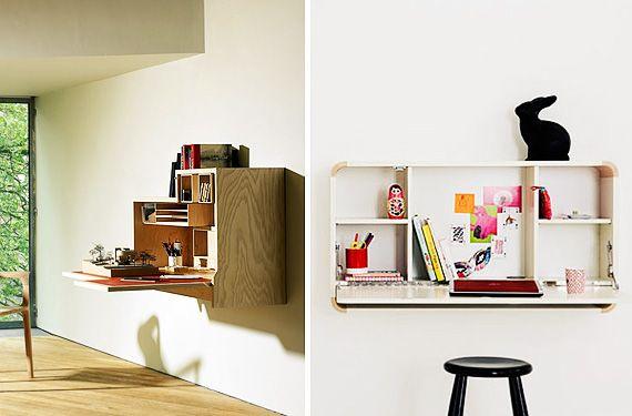 81 best muebles images on pinterest - Muebles para espacios reducidos ...
