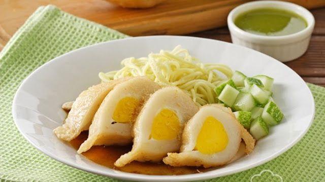 Resep Cara Membuat Empek Empek Palembang Asli Yang Enak Resep Masakan Indonesia Resep Makanan Resep Masakan Indonesia