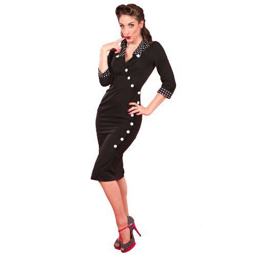 Dress styles of the 40s and 50s