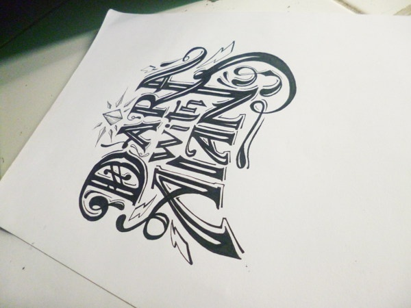 TYPROJECT ! by irvan yudha, via Behance