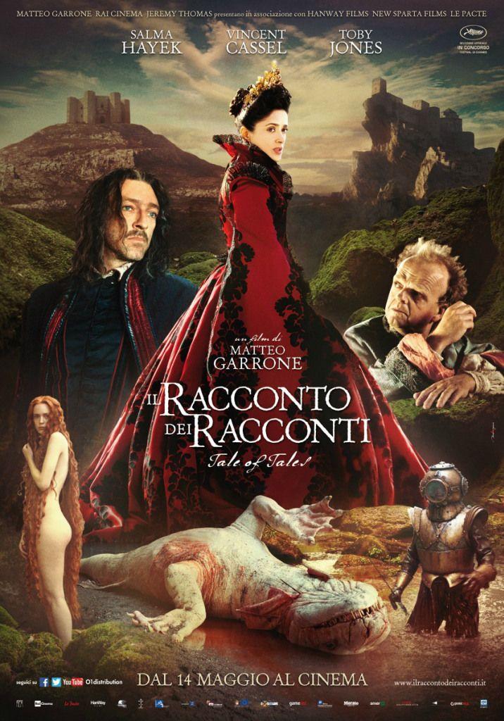 La recensione de #IlRaccontoDeiRacconti...