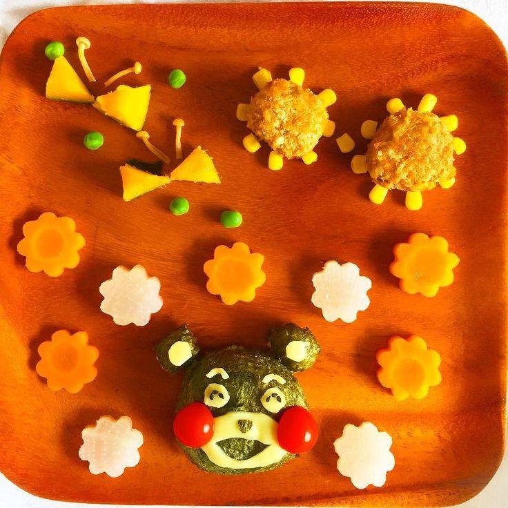Today's son mornig #くまモン プレート  おはようございます( ) フォローしてる方がpostしてたので私もさせてください .  #九州キャラフードで笑顔拡散 .  九州の皆さんに笑顔が広がりますように . . がんばれ熊本大分 がんばれくまモン    #kumamoto #熊本 #kumamon  #キャラプレート#日本が元気になるご飯 #ごはんアート#息子ごはん#こどもごはん#離乳食 #kidsmornig #息子ごはん#育児#パクパク期#朝食#KURASHIRU#離乳食#幼児食##ig_food#igersjp#朝ごはん #lin_stagrammer  #デリスタグラマー #food #delistagrammer #kawaii #foodkurashiru #cookinggram #ママスタ by mari.aoo