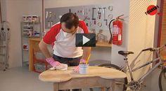 Cómo quitar pintura y barniz de un mueble