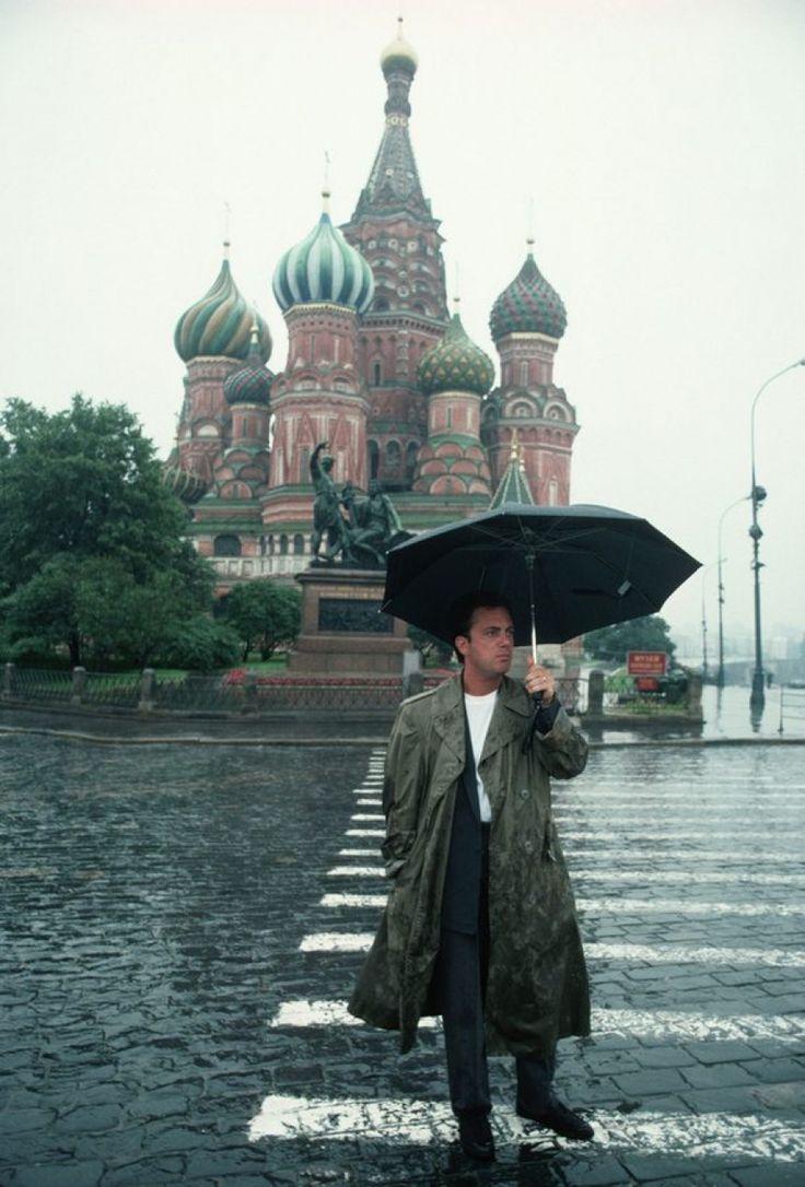 Билли Джоэл, 1987