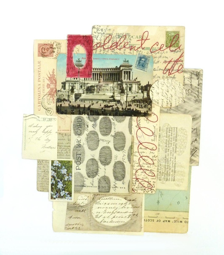 Collage #58: Vittorio Emanuele | by Clare Hillerby