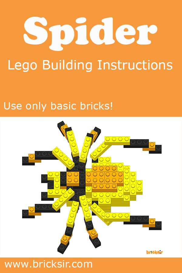 This site has other Lego instructions as well.