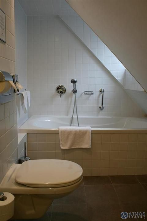 Bathroom But Add A Shower Head Attic Renovation For