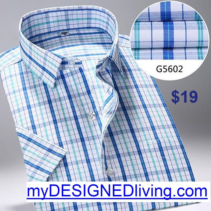 Business casual quality men's shirt for only $19