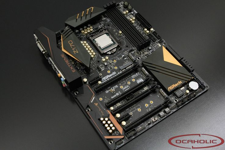 ASRock Z170 Extreme7+ Preview - Schede madri > Intel > Z97 - Reviews - ocaholic