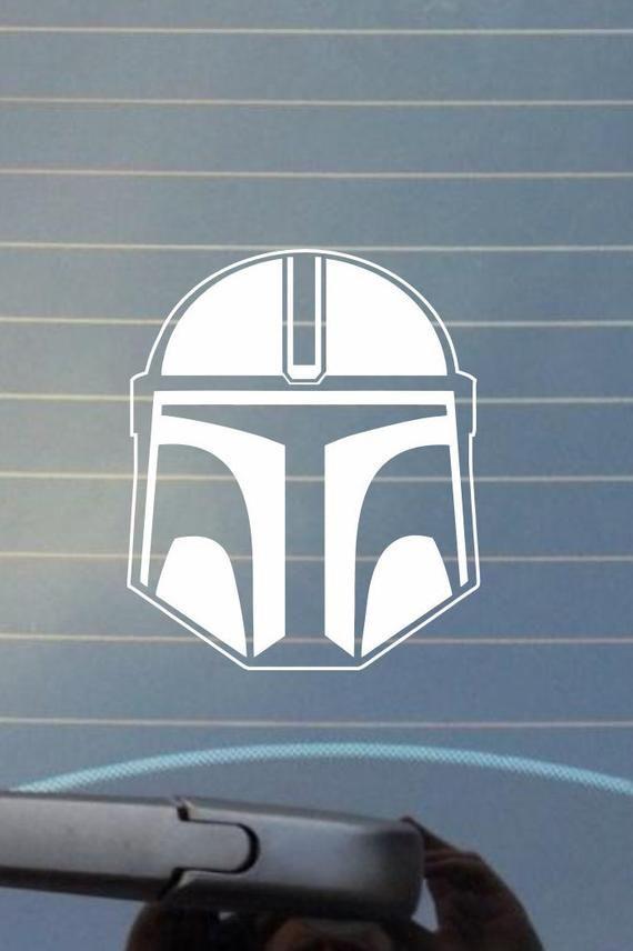 Mandalorian Helmet Silhouette : mandalorian, helmet, silhouette, Mandalorian, Helmet, Decal/Window, Decal/Laptop, Decal/Tumbler, Helmet,, Mandalorian,, Stencil
