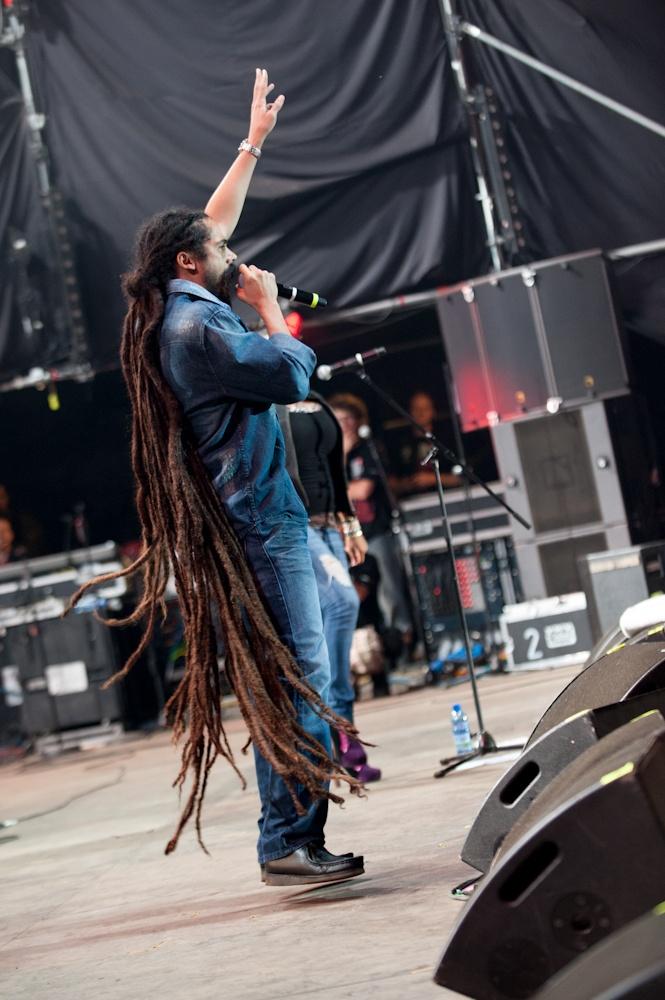 18th Woodstock Festival Poland - Damian Marley