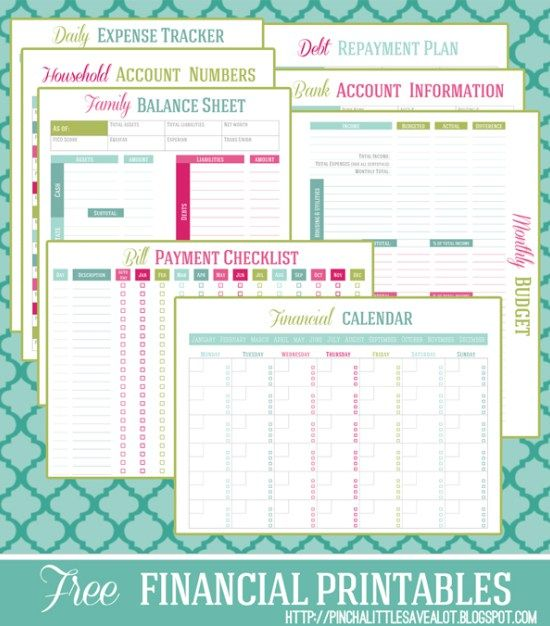 12 best budgeting images on Pinterest Households, Finance and Calendar