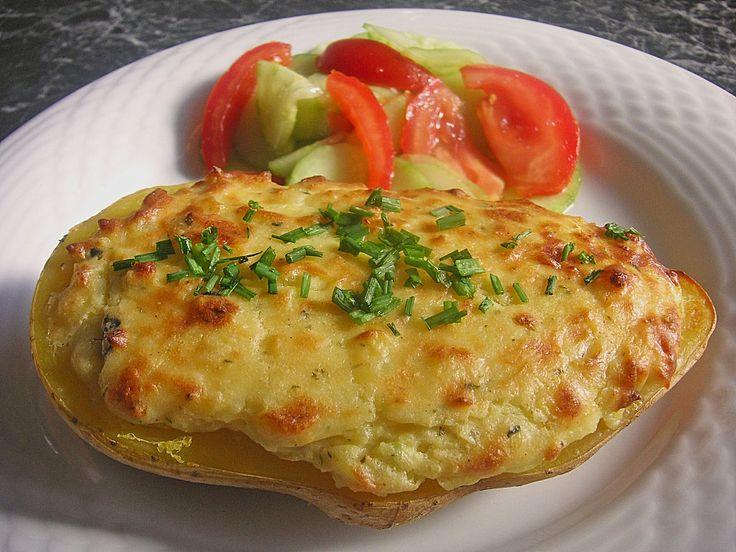 Gefüllte Kartoffeln, ein schmackhaftes Rezept aus der Kategorie Kartoffeln…