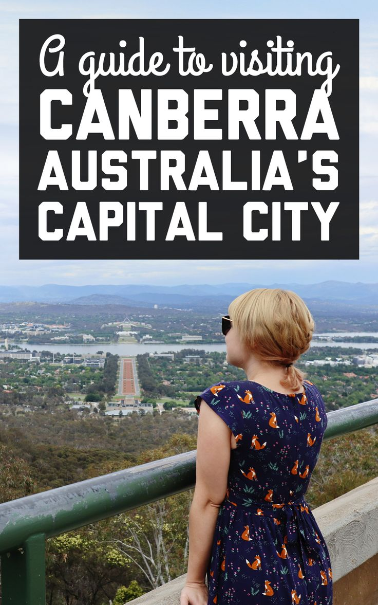 There are plenty of reasons to visit Canberra, but here's my number one reason: It's a true representation of an Aussie city. Here's my guide to visiting Canberra - Australia's capital city! / A Globe Well Travelled