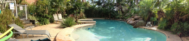 Ulladulla Guest House pool