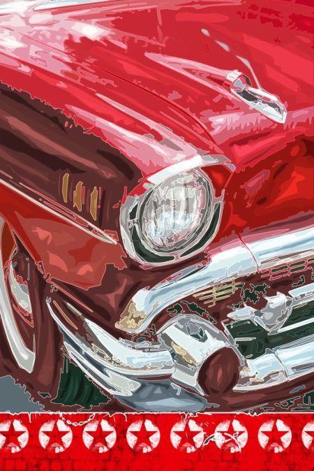 Scott Wilson - CLASSIC CAR