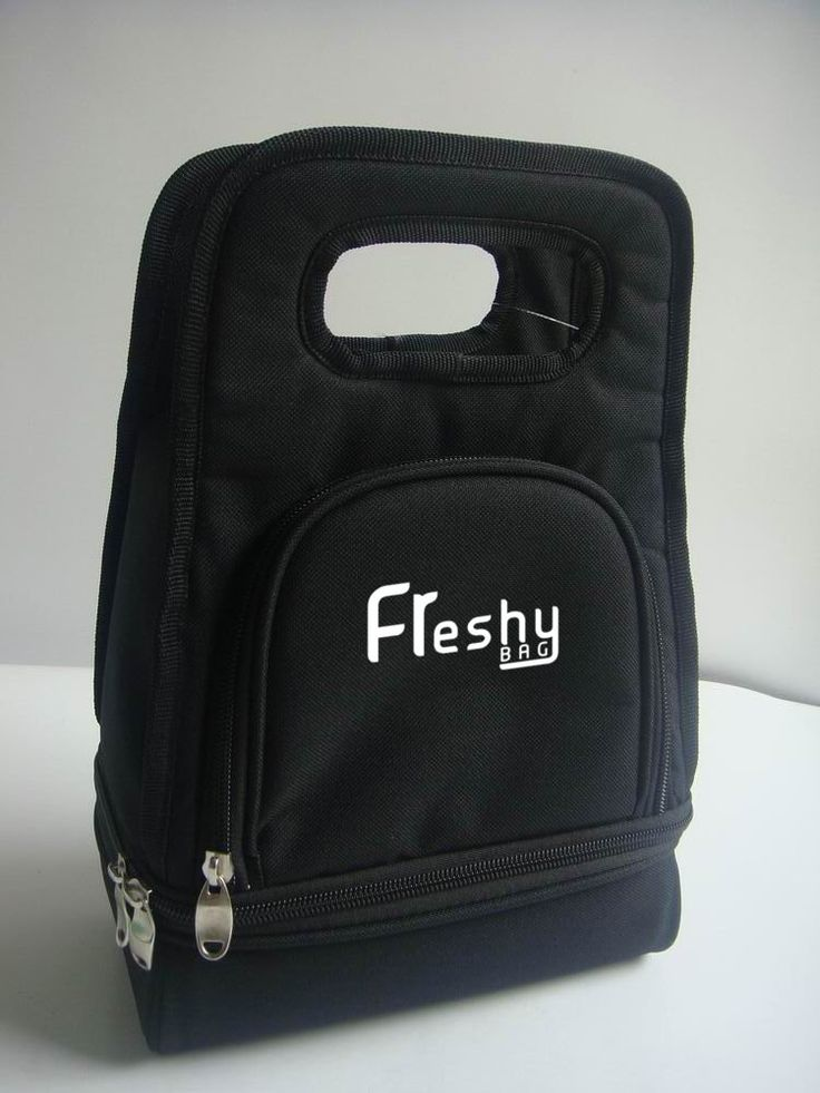 Amazon.com: FreshyBag® Best Insulated Lunch Bag Great As a Cooler with Lifetime Guarantee - Can Preserve Heat or Cold for 10 Hours Straight - Sutabl for Men Women and a Kids This Thermos Lunch Bag Is the Perfect Solution for the Go: Kitchen & Dining