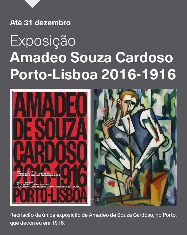 Arte Moderna e Contemporânea: Exposição Amadeo Souza Cardoso