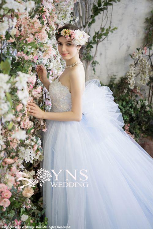 魔法に掛けられたみたい♡シンデレラみたいなブルーのドレスが可愛いブランド4選*にて紹介している画像