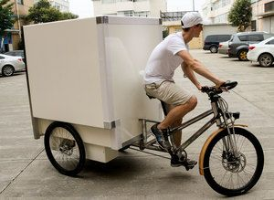 Treecycle Cargo / Delivery / Logistics / Tricycle / Cycle / Pedalec