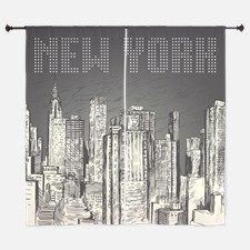 New York City Curtains for