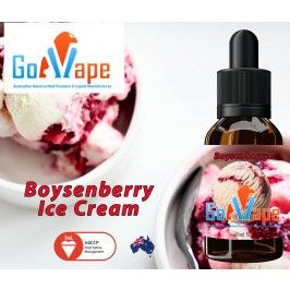 Boysenberry Ice Cream Flavour Eliquid