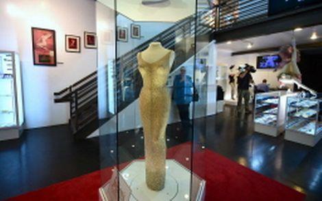 Jurk Marilyn Monroe $4,8 miljoen waard|Nieuws| Telegraaf.nl