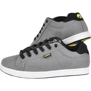 Ai libertate de miscare cu pantofii Troma Redux de la Osiris! Sunt foarte comozi datorita materialelor moi si iti ofera un look urban datorita designului actual. Talpa este din materiale rezistente, care nu aluneca si este cusuta de pantof pentru durabilitate.