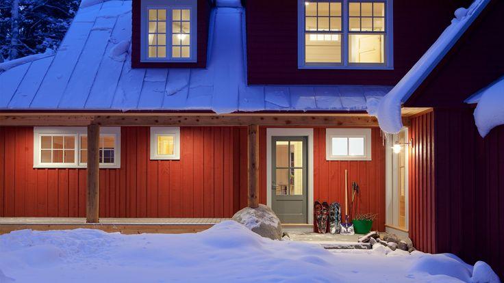 23 Best Board And Batten Cabin Designs Images On Pinterest