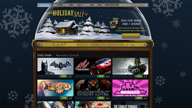 Tech Geek Gamers | Steam Holiday Sale