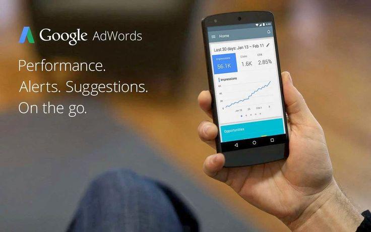 Adwords mobil uygulaması yayında! Yazının tamamını oku: http://www.onlinepazarlama.xyz/2015/03/ilk-adwords-android-uygulamasi-gorucuye-cikti.html