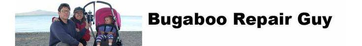 Bugaboo Repair Guy, parts, on Shapeways