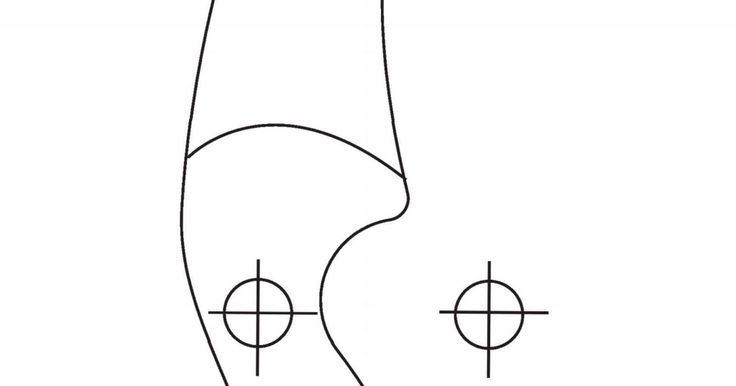 template of a bow - riser archery pinterest archery