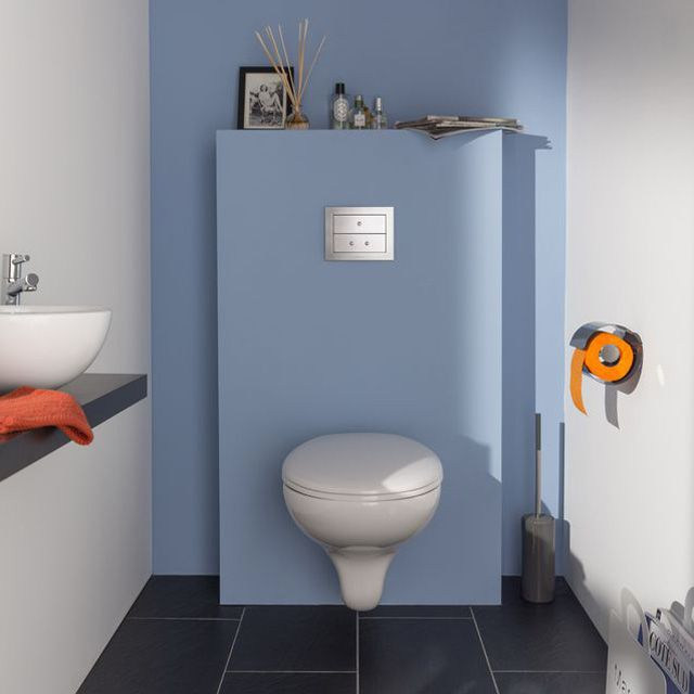 Les 25 meilleures id es de la cat gorie pack wc suspendu sur pinterest toil - Toilette suspendu castorama ...