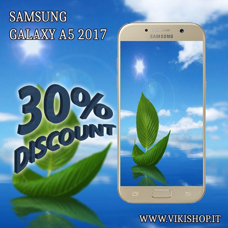 Samsung Galaxy A5 2017 Oro 2017 Italia !!!!!  Acquista Ora: https://lnkd.in/f2JR__c #samsunga520 #samsunga5 #galaxya5 #samsunga52017oro #a52017oro #samsunga5nero #samsunga5oro #a52017rosa #a5rosa2017