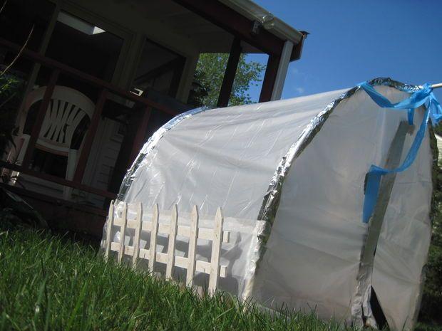 Picture of Plantduino Greenhouse